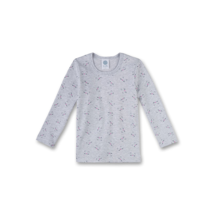 Sanetta Girls Longsleeve grey