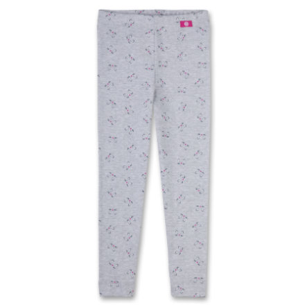 Sanetta Girls Leggings grey