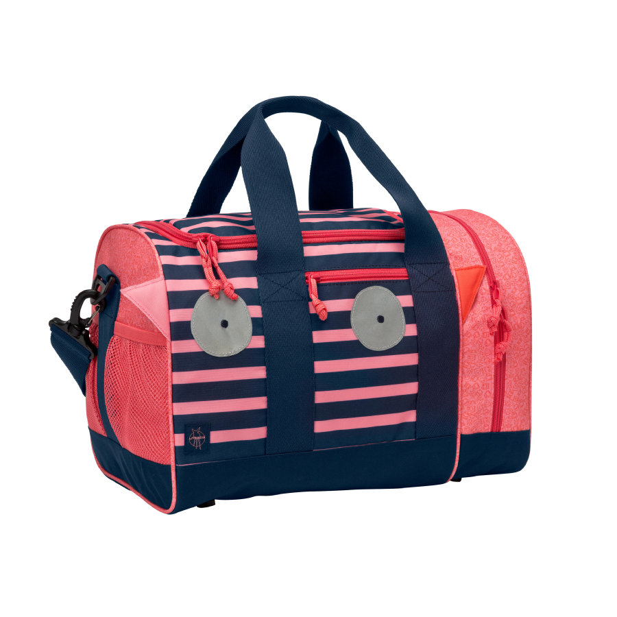Lässig 4Kids Mini Sporttas Sportsbag Little Monsters - Mad Mabel