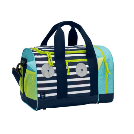 LÄSSIG 4Kids Mini Sportsbag Little Monsters - Bouncing Bob