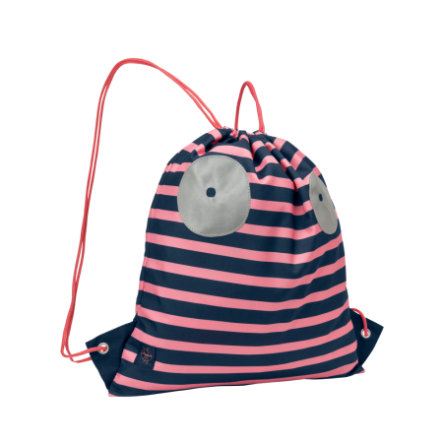 LÄSSIG 4Kids Mini String Bag Little Monsters - Mad Mabel