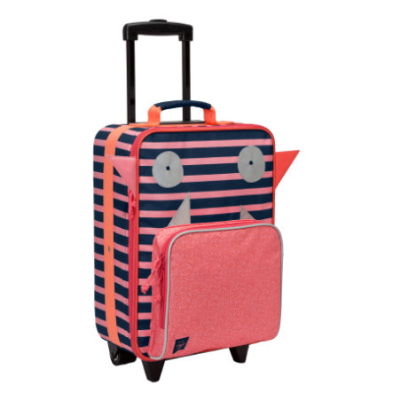 LÄSSIG 4Kids Valise Trolley Little Monsters Mad Mabel