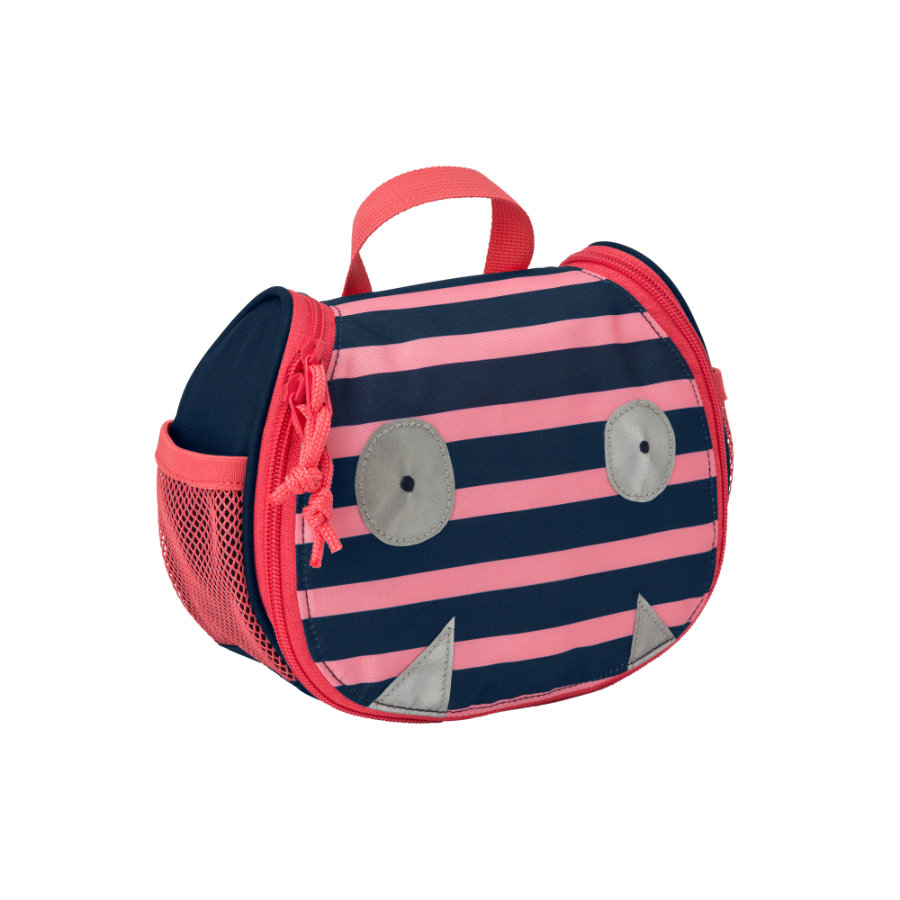 LÄSSIG 4Kids Mini Washbag Little Monsters - Mad Mabel