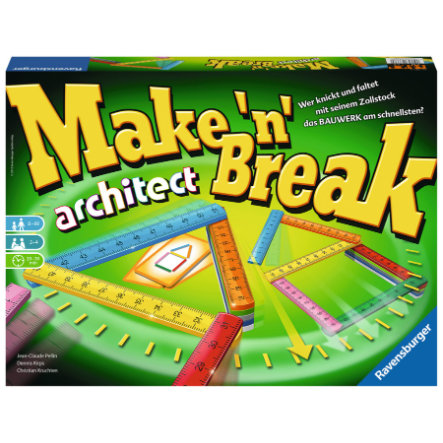 Ravensburger Make 'n' Break Architect