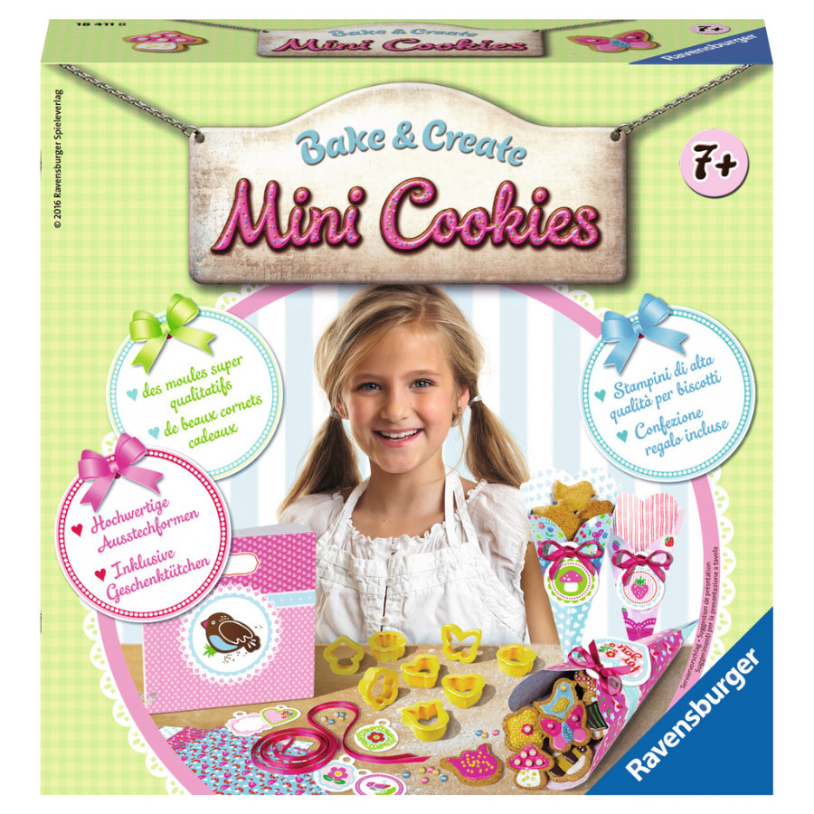 Ravensburger Back and Create - Mini Cookies