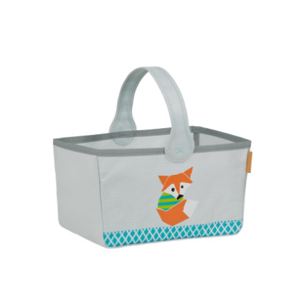 LÄSSIG 4Kids Nursery Caddy Little Tree - Fox