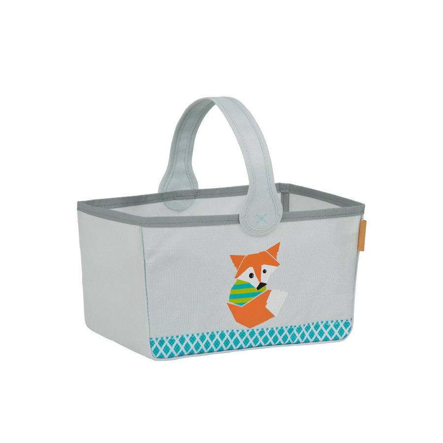 LÄSSIG 4Kids Panier nurserie Little Tree Fox