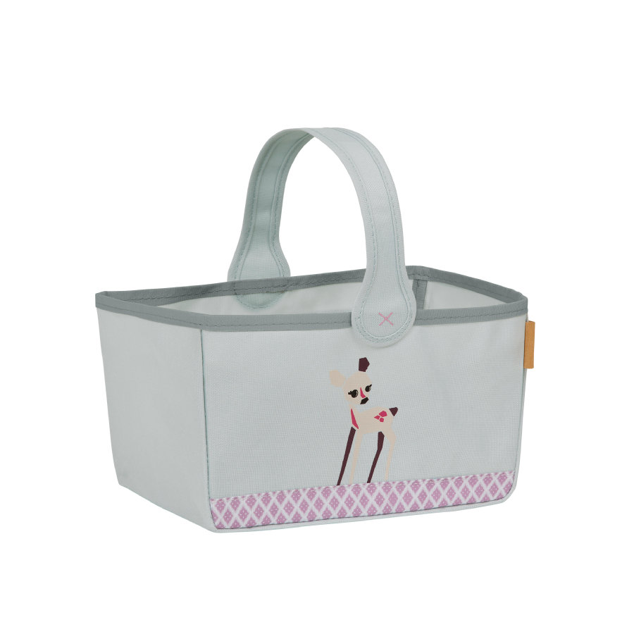 LÄSSIG 4Kids Nursery Caddy Little Tree - Fawn
