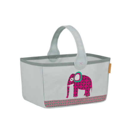 LÄSSIG 4Kids Panier nurserie Wildlife Elephant