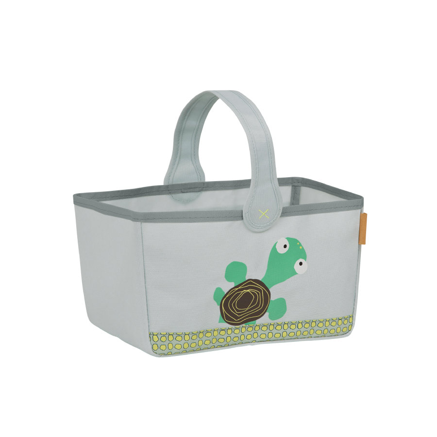 LÄSSIG 4Kids Nursery Caddy Wildlife - Turtle