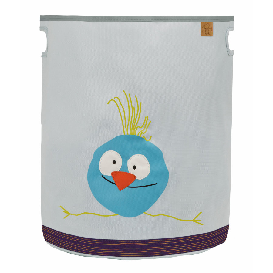 LÄSSIG 4Kids Toy Basket Wildlife Birdie