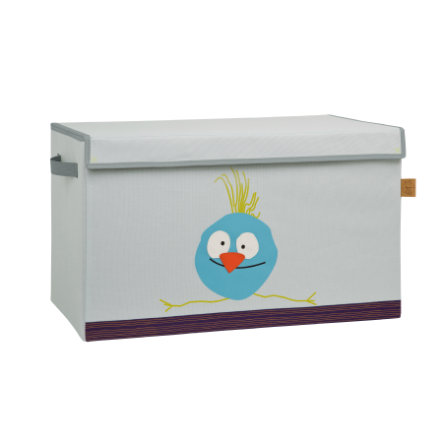 LÄSSIG 4Kids Coffre Toy Trunk Wildlife Birdie