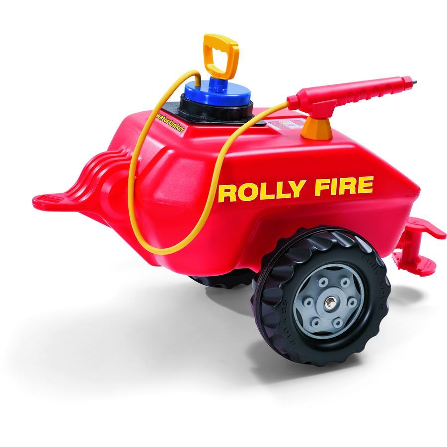 rolly toys rollyVacumax Fire Cysterna straży pożarnej 122967