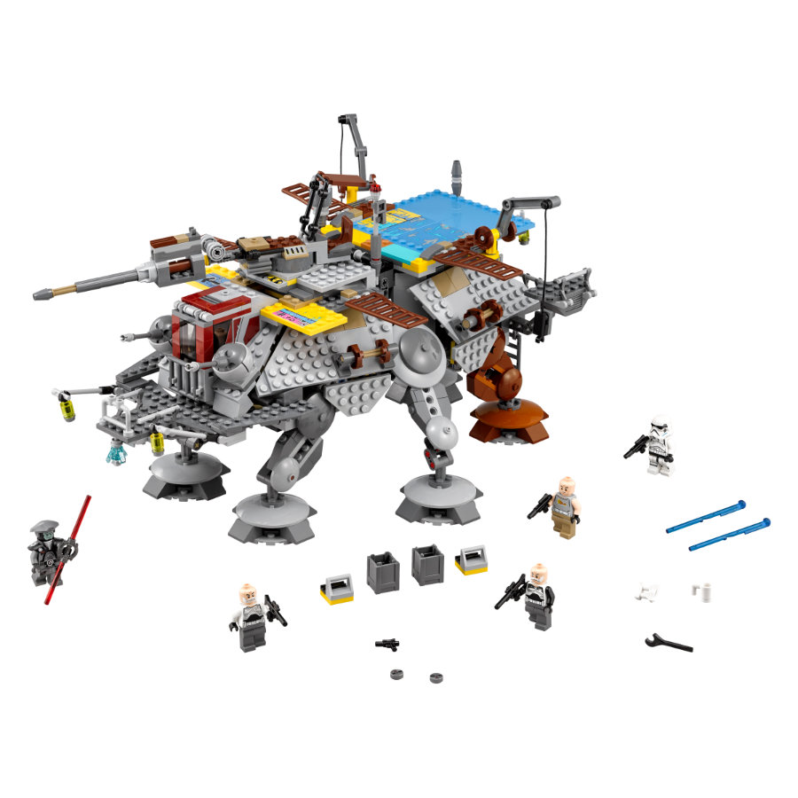 LEGO® Star Wars™ - Captain Rex's AT-TE™ 75157