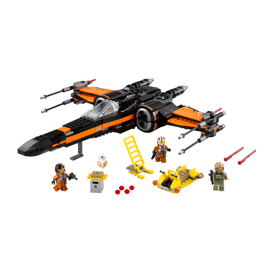 LEGO® Star Wars™ - Poe's X-Wing Fighter™ 75102