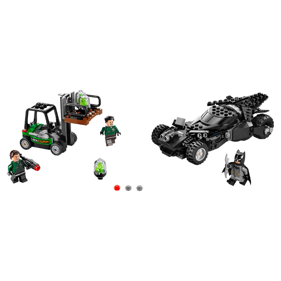 LEGO® DC Universe™ Super Heroes :  L'interception de la kryptonite 76045