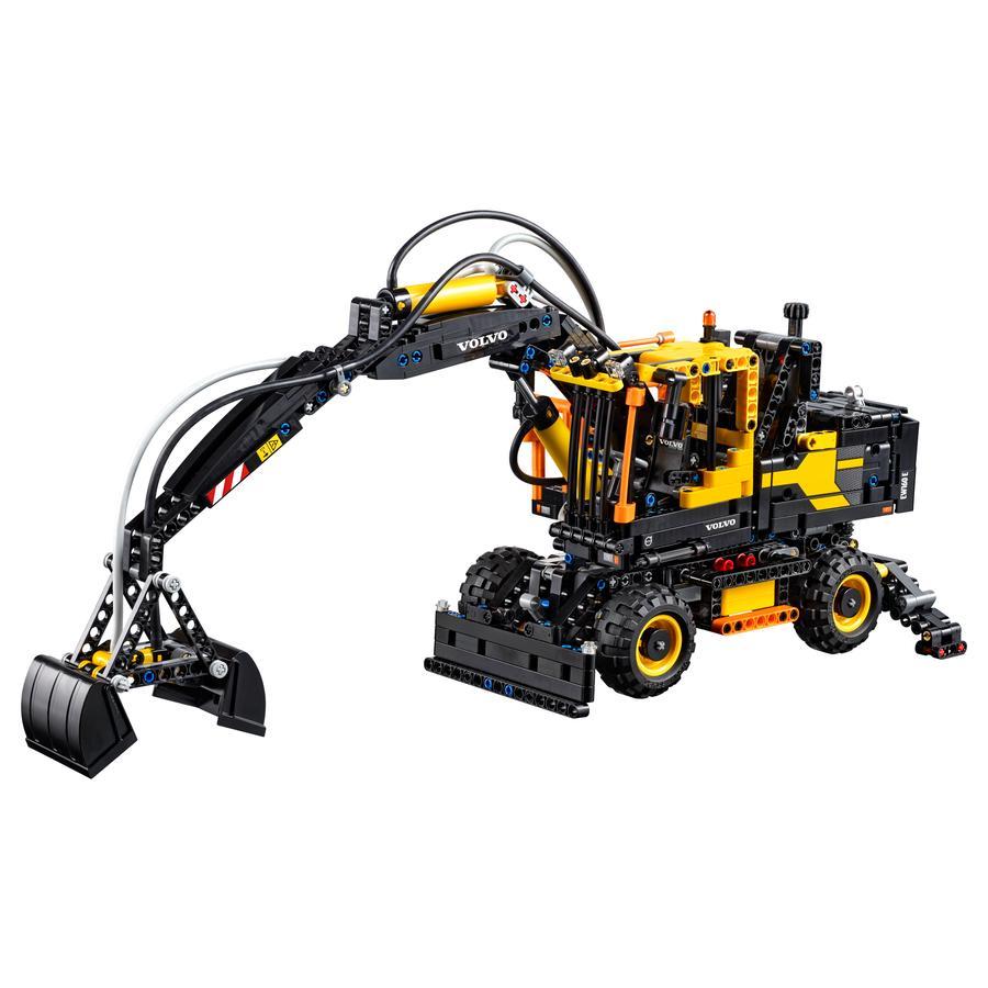 LEGO® Technic - Volvo EW160E 42053 Ruspa telecomandata