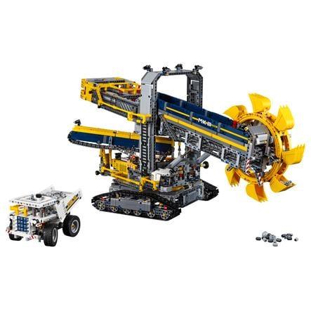 LEGO® Technic - Emmerwiel graafmachine 42055