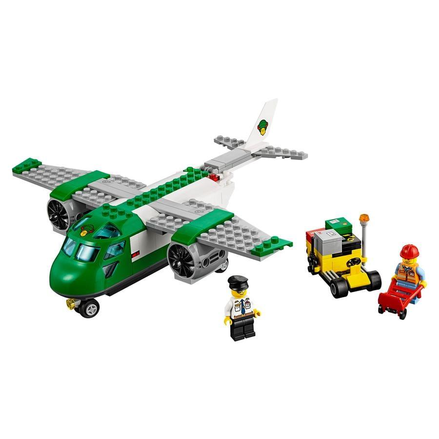 LEGO® City - Flughafen-Frachtflugzeug 60101