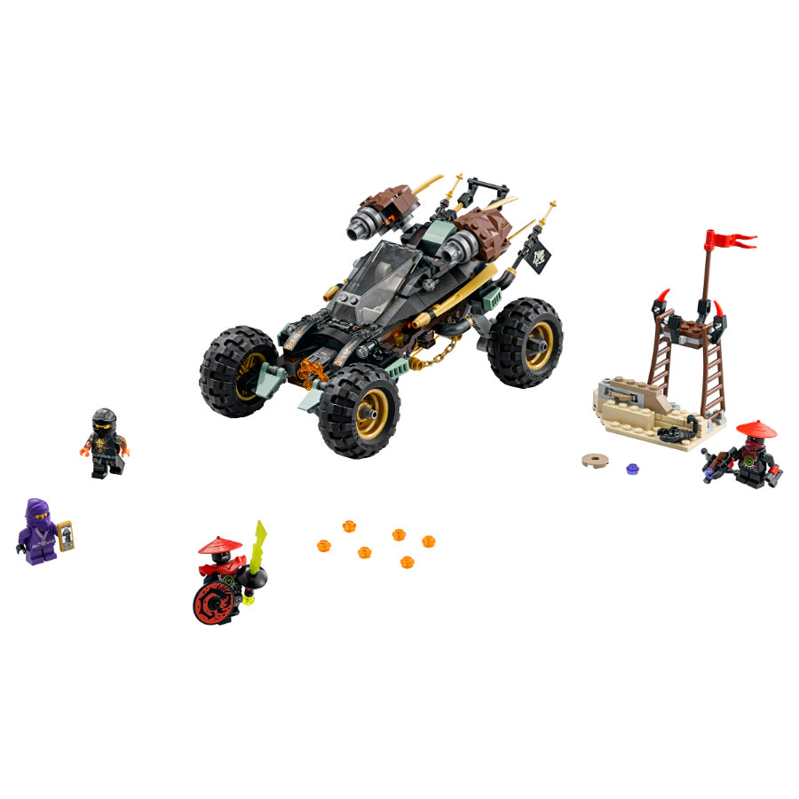 LEGO® NINJAGO 70589 Rock Roader