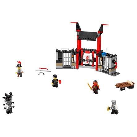 LEGO® NINJAGO - Ontsnapping uit de Kryptarium gevangenis 70591