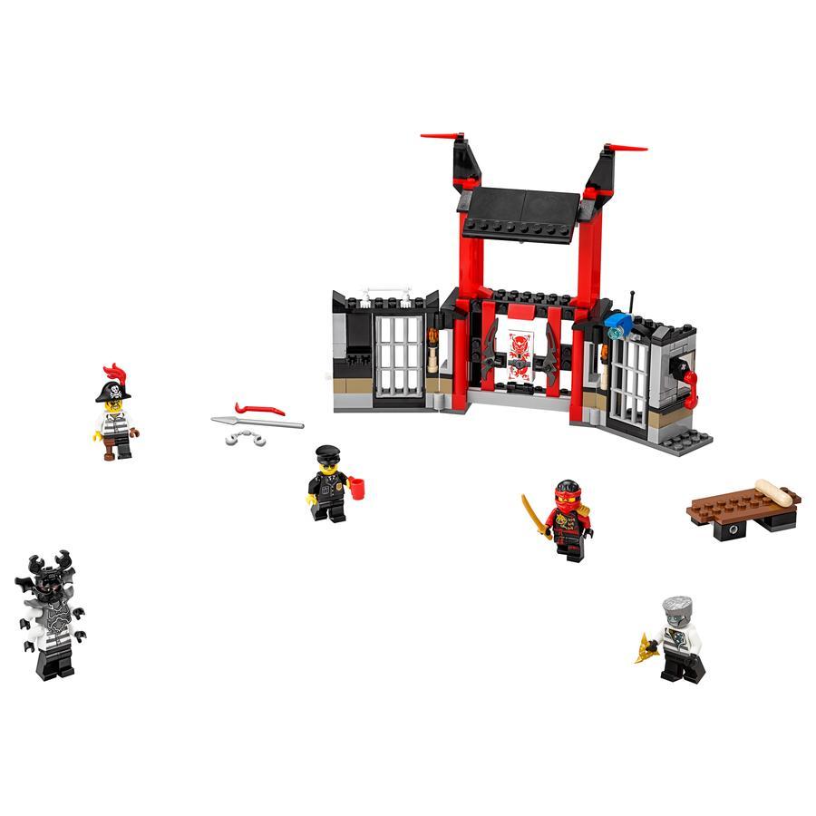 LEGO® NINJAGO 70591 Kryptarium Prison Breakout