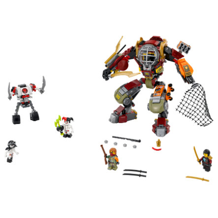 LEGO® NINJAGO Salvage M.E.C. 70592