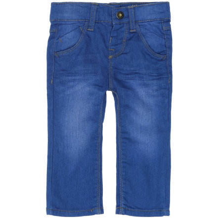 name it Boys Džíny Jť medium blue denim