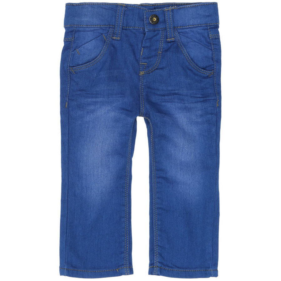 NAME IT Boys Spodnie Jeans Joe medium blue denim