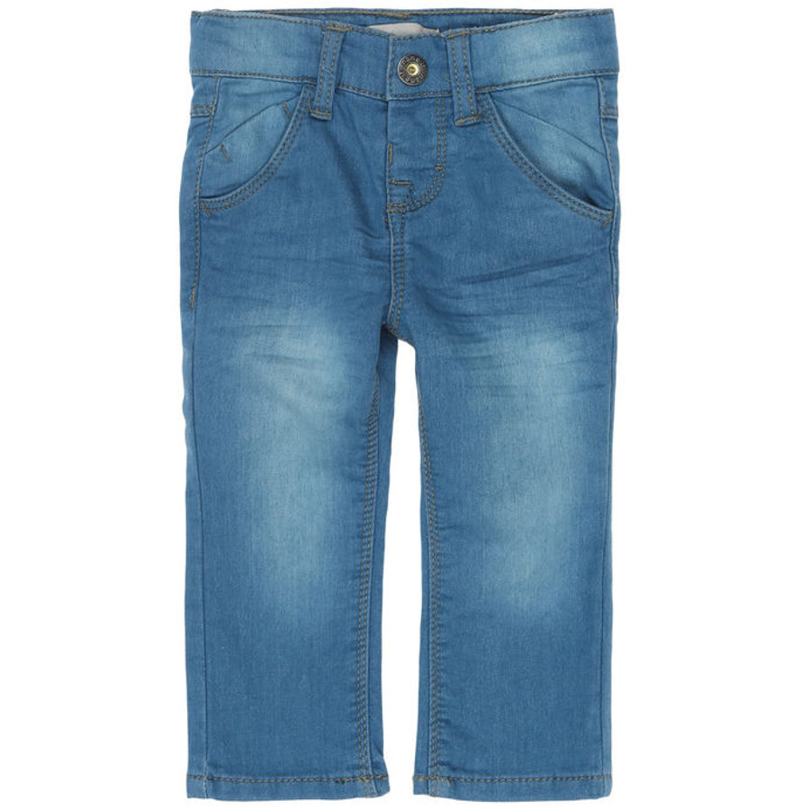 name it Boys Spodnie Jeans Joe mykonos blue