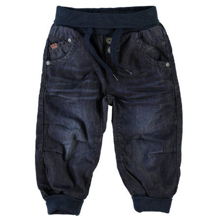 name it Boys Jeans Tias dark blue denim
