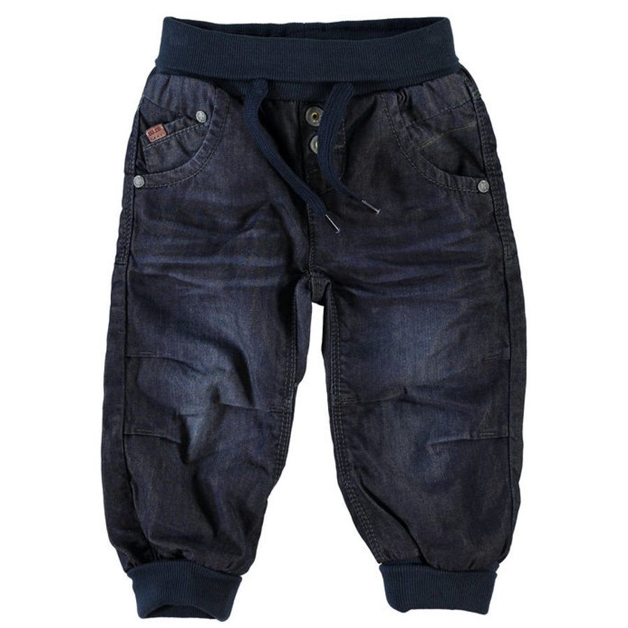 name it Boys Džíny Tias dark blue denim