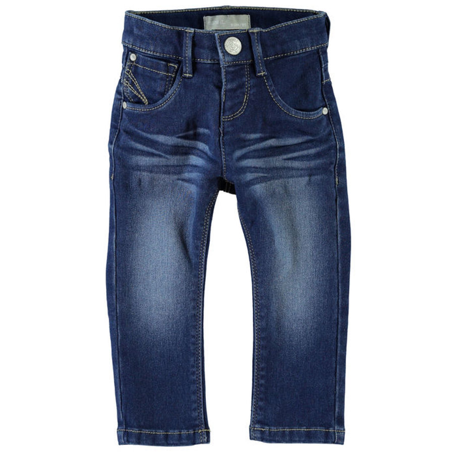 name it Jeans Ada medium blue denim