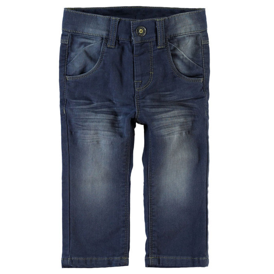 name it Girls Džíny Tanja dark denim