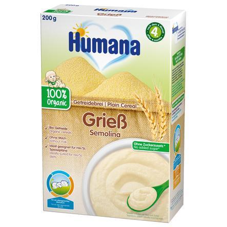 Humana Getreidebrei Grieß 200 g