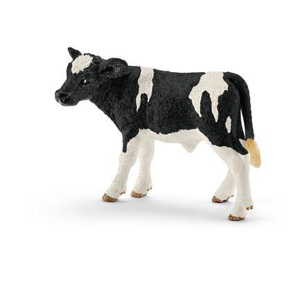 Schleich Figurine veau Holstein 13798