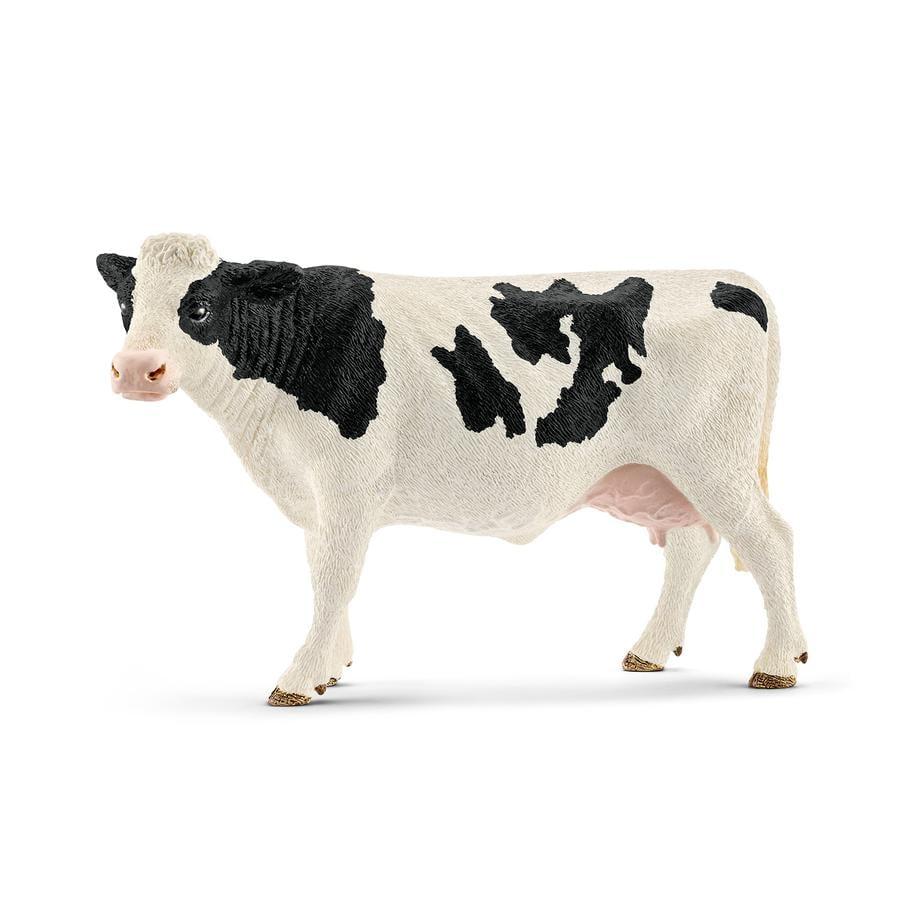 SCHLEICH Zwartbonte Koe  13797