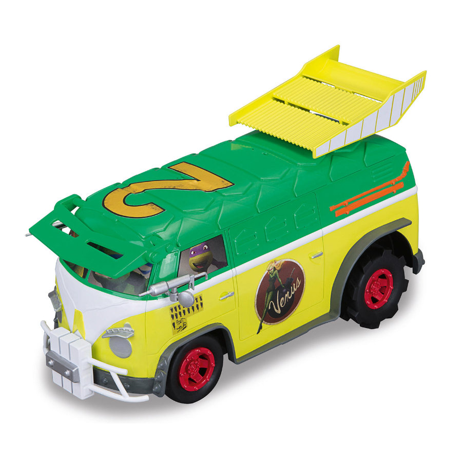 HAPPY PEOPLE Teenage Mutant Ninja Turtles Party Van (RC)