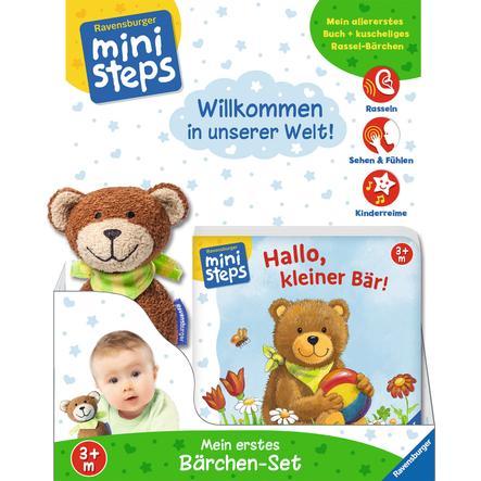 Ravensburger ministeps® Mein erstes Bärchen-Set