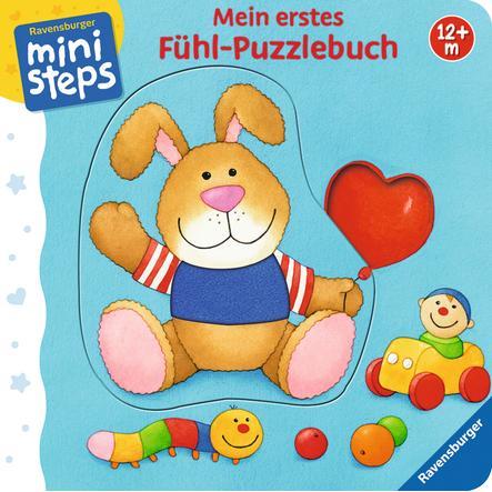 Ravensburger ministeps® - Mein erstes Fühl-Puzzlebuch