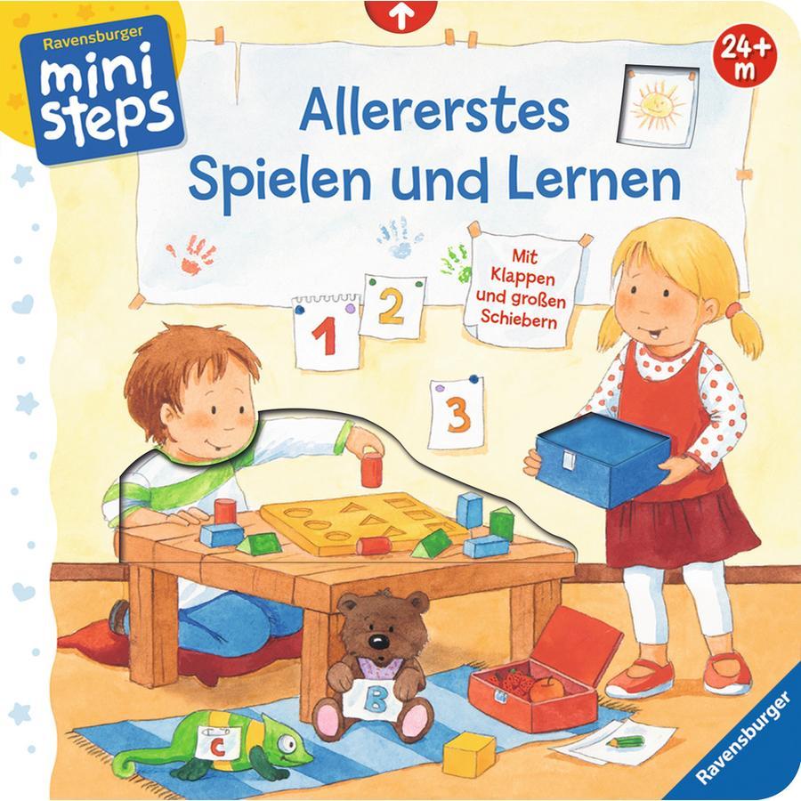 Ravensburger ministeps® - Allererstes Spielen und Lernen