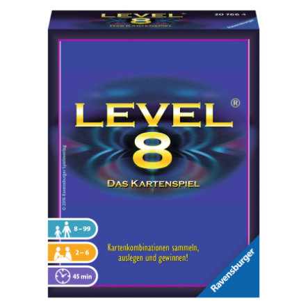 Ravensburger Kartenspiel - Level 8