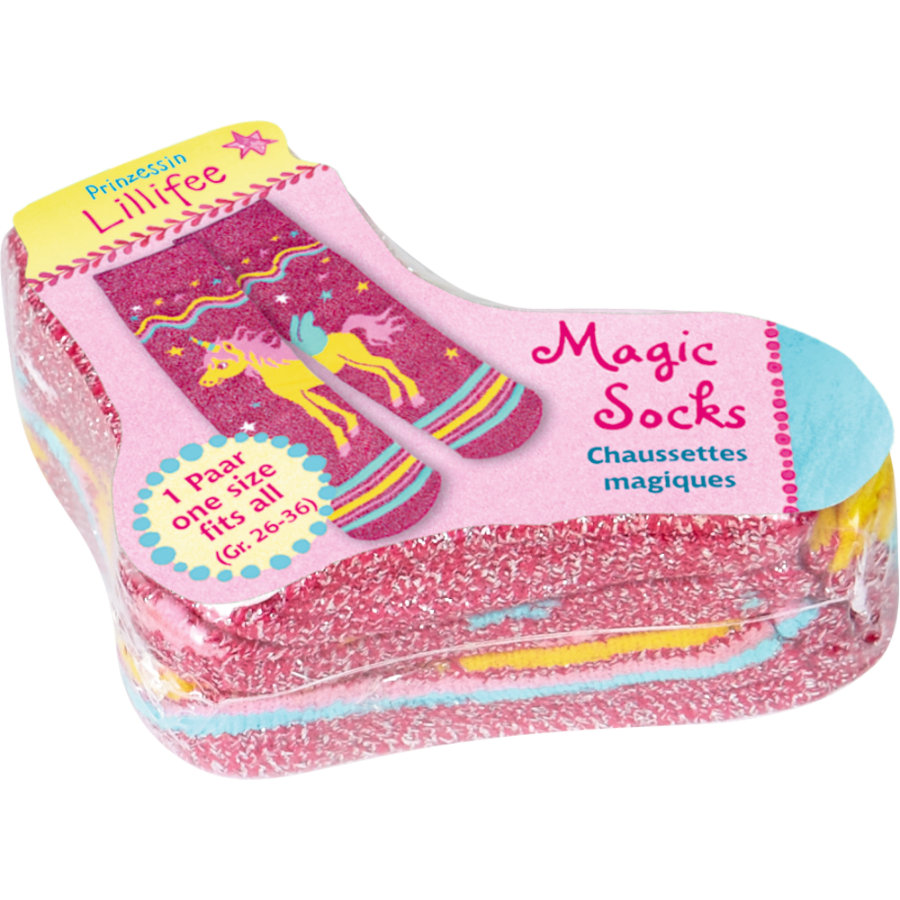 COPPENRATH Magic Socks (Gr. 26-36) Prinzessin Lillifee