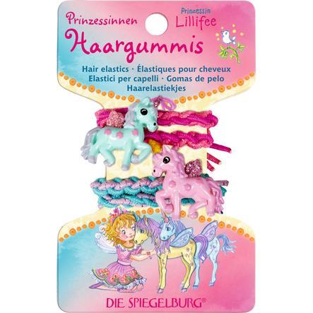COPPENRATH Prinzessinnen-Haargummis - Prinzessin Lillifee