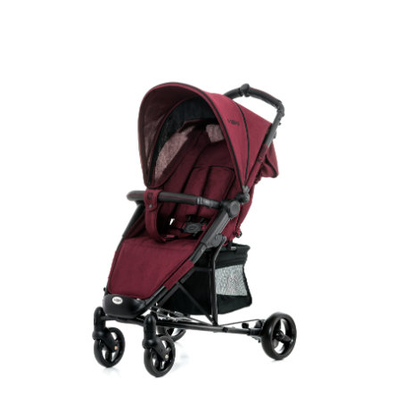 MOON Buggy Kiss Design 991 City bordeaux/ melange