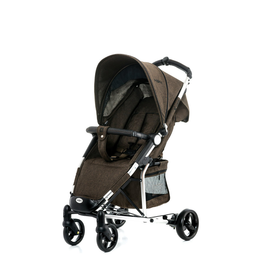 MOON Passeggino Kiss Design 978 City brown/ melange