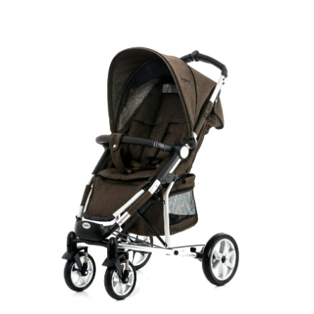 MOON Buggy Flac City 978 brown melange