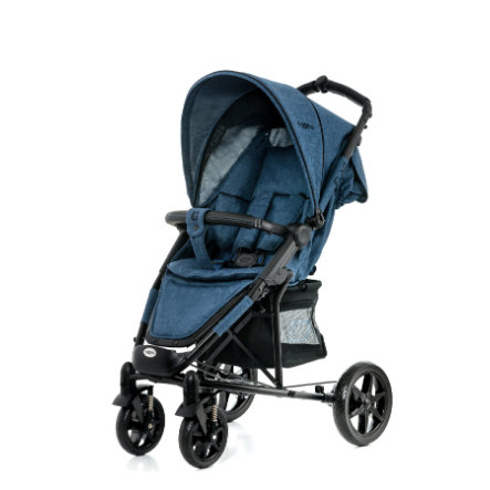 MOON Sittvagn Flac City 990 blue melange