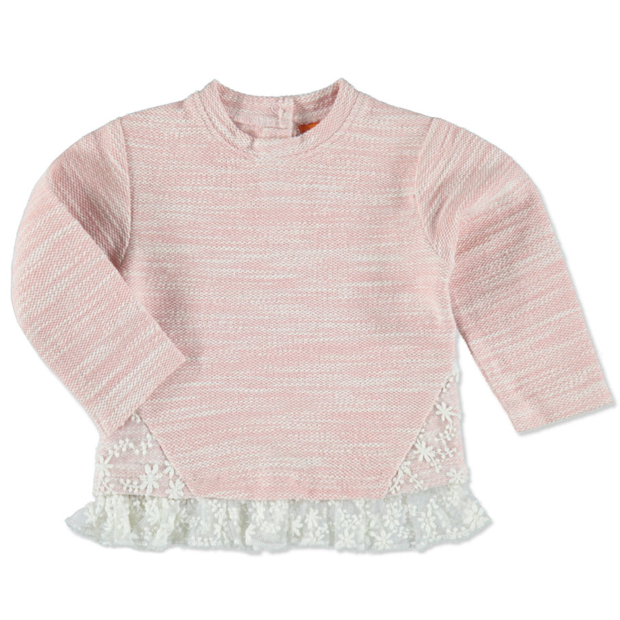 STACCATO Sweatshirt rose structure