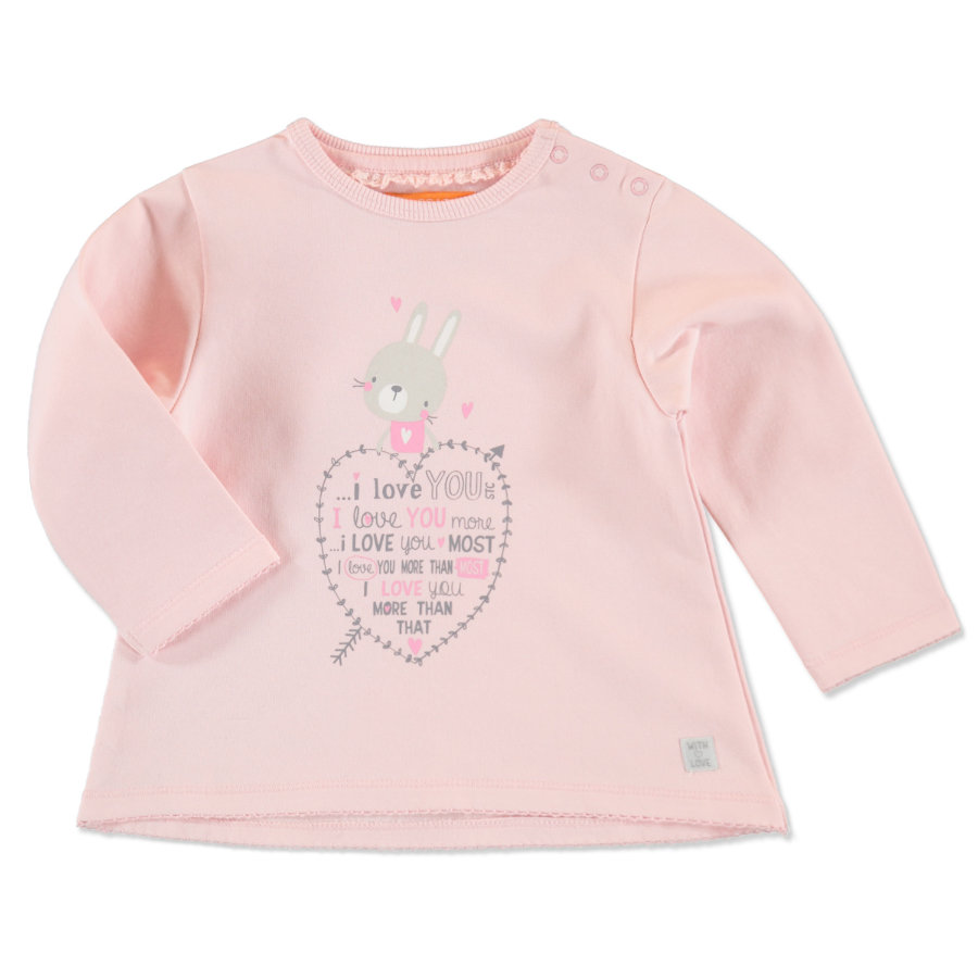 STACCATO Sweatshirt soft rose